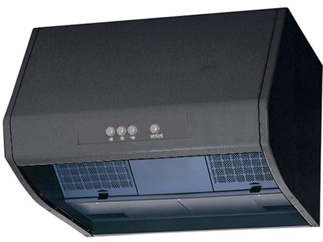 ###三菱 換気扇【V-602K8-BK-M】レンジフードファン ブース形(深形) 上幕板なしタイプ
