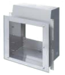 三菱 有圧換気扇システム部材【APW-60S】ALCパネル用取付枠 60cm