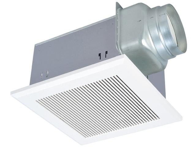 三菱 換気扇【VD-20ZLXP12-CS】ダクト用換気扇 天井埋込形 インテリア格子タイプ 低騒音形 大風量タイプ(旧品番 VD-20ZLXP10-CS)