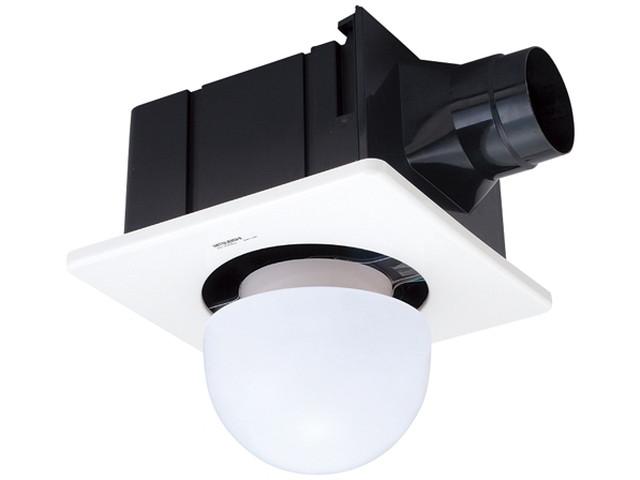 三菱 換気扇【VD-15ZSL12】ダクト用換気扇 天井埋込形 サニタリー用 低騒音形 照明器据付形タイプ(旧品番 VD-15ZSL10)
