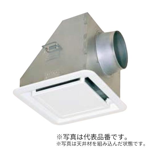 三菱 換気扇 部材【PZ-N20FGZ2】業務用ロスナイ 給排気グリル 消音形 天井材組込形