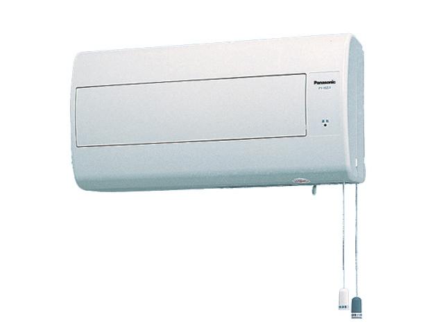 パナソニック 換気扇【FY-16ZJ1-W】気調 熱交換形換気扇 壁掛熱交1パイプ・排湿形 引きひもスイッチ式