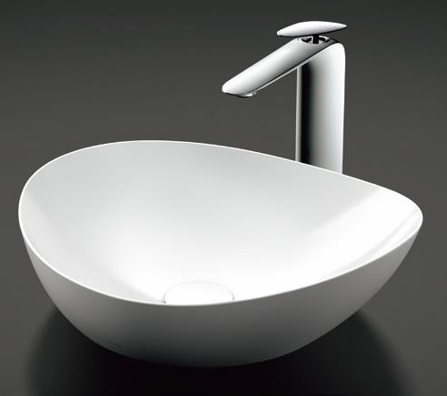 ###TOTO セット品番【LS903 #NW1+TLP03301J】カウンター式洗面器 ベッセル式 ホワイト 台付シングル混合水栓(エコシングル) 壁排水金具(Pトラップ)