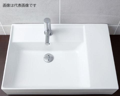 <title>YL A557LTNDV INAX LIXIL サティス洗面器 YL-A557LTNDV ベッセル式 単水栓 床給水 壁排水 大注目 Pトラップ 排水口カバーなし 寒冷地</title>