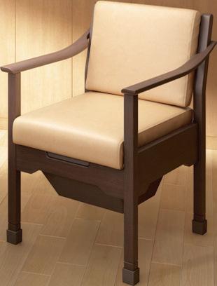 ###アロン化成 安寿【533-062】腰掛便座 家具調トイレ トワレットチェア