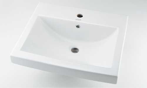 カクダイ【#CL-WBFC91025】壁掛洗面器