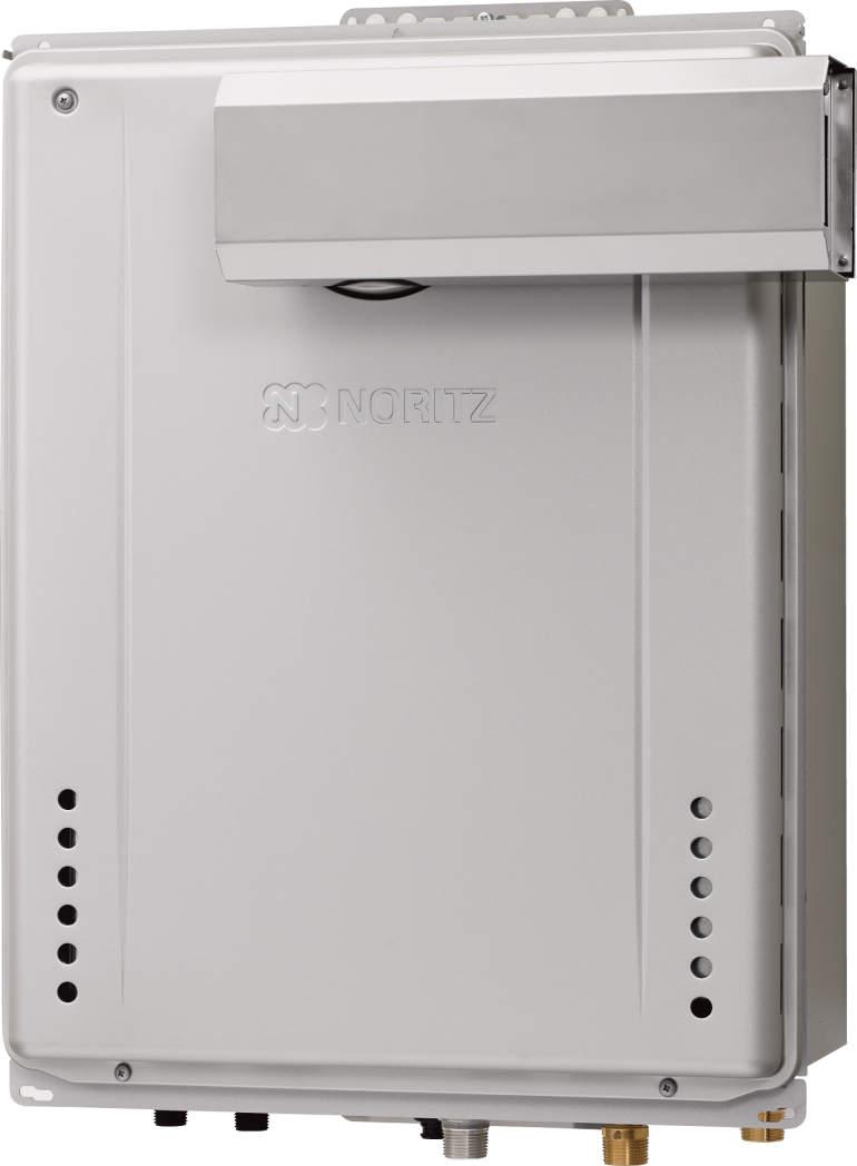 ###♪ノーリツ ガスふろ給湯器【GT-C2462SAWX-L BL】設置フリー形 エコジョーズ PSアルコーブ設置型 24号 シンプル(オート)