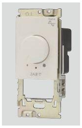 β神保電器 配線器具【WJ-RTE2】J・WIDEシリーズ ライトコントロールスイッチ本体 (逆位相制御)