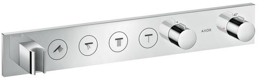 ハンスグローエ【18357000】アクサーシャワー サーモスタットモジュールセレクト600/90 4アウトレット