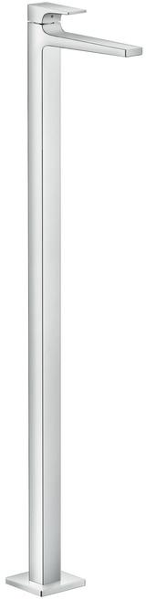 ハンスグローエ【32530000】メトロポール 床付式シングルレバー洗面混合水栓(ポップアップ引棒無)