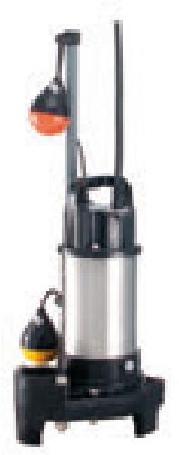 テラル 排水水中ポンプ【40PLA-6.25】60Hz PLA(自動式) 三相200V 汚水用 樹脂製 PL型