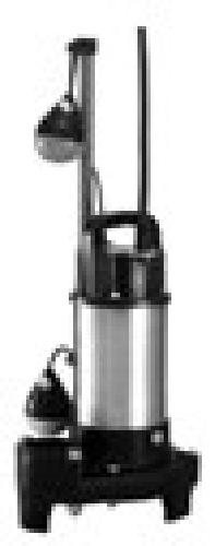 テラル 排水水中ポンプ【50PVA-6.75】60Hz PVA(自動式) 三相200V 雑排水・汚物用 樹脂製 PV型