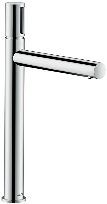ハンスグローエ【45014000】アクサーウノセレクト 洗面混合水栓 260 (ポップアップ引棒無)