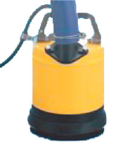 テラル 排水水中ポンプ【50LG2-6.48S】60Hz 単相100V 汚水用 ゴム製 LG2型