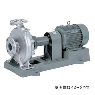 川本 ステンレス製うず巻ポンプ 4極 60Hz【GES406M4ME0.75】三相200V 0.75kW GES-4M形