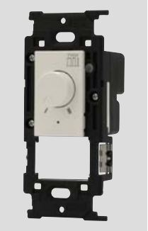 β神保電器 配線器具【JEC-BN-RPWM1PW】ニューマイルドビー ライトコントロールスイッチ本体 (PWM信号制御)