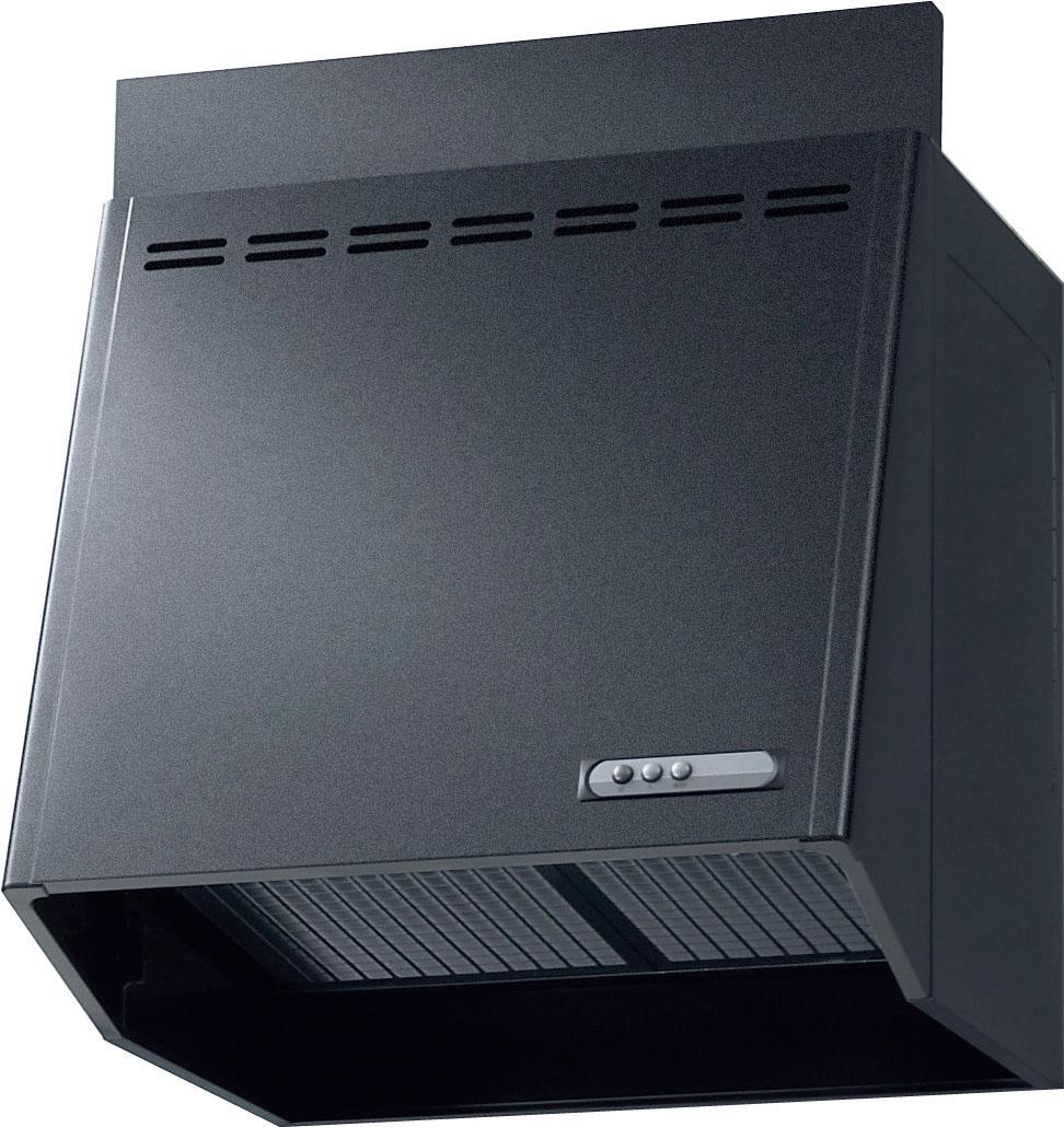 ###INAX/LIXIL レンジフード【NBH-6187K】ブラック NBHシリーズ プロペラファン 富士工業製 60cm