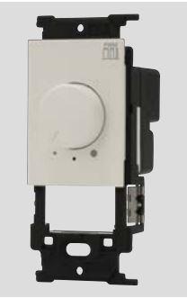 β神保電器 配線器具【NW-RPWM1】J・WIDE SLIM(Jワイドスリム) ライトコントロールスイッチ本体 LED照明対応形 調光範囲設定機能付 (PWM信号制御)