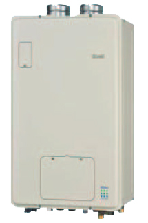 ###リンナイ ガス給湯暖房用熱源機【RUFH-E2406SAFF2-6】オート 24号 FF方式・屋内壁掛型 熱動弁内蔵