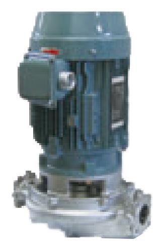 テラルラインポンプ【SLP2-25-6.15S】60Hz単相100Vステンレス製2極SLP2型