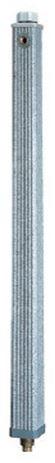 タキロンシーアイ 不凍水栓柱【290463】80mm角 下出しタイプ DLT-10