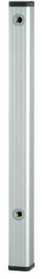 タキロンシーアイ 水栓柱【304498】アルミ製70mm角 前出しタイプ (VB管) FLU-1200