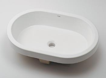 カクダイ【493-168】丸型洗面器