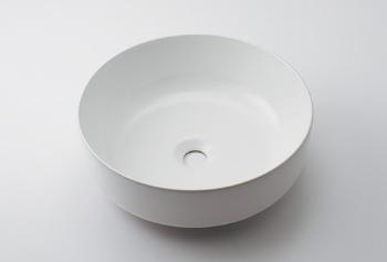カクダイ【#CL-8743AC】丸型洗面器