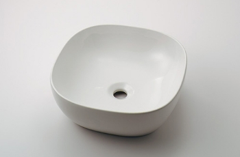カクダイ【#CL-8748AC】丸型洗面器