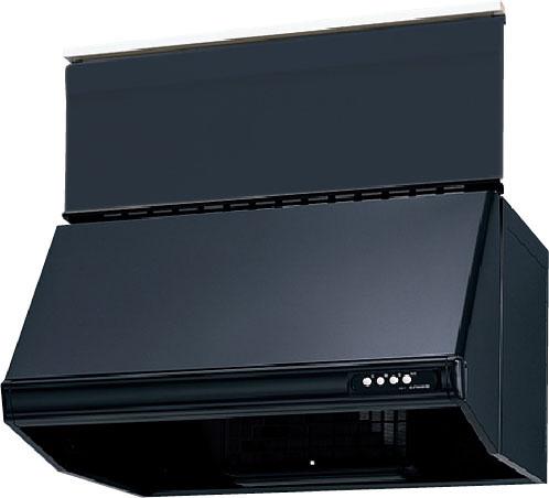 ###サンウェーブ/LIXIL レンジフード【CSV-713K】ブラック CSVシリーズ プロペラファン 富士工業製 間口75cm