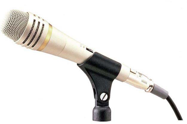 Яティーオーエー/TOA 音響機器【DM-1500】ハンド型ダイナミックマイク