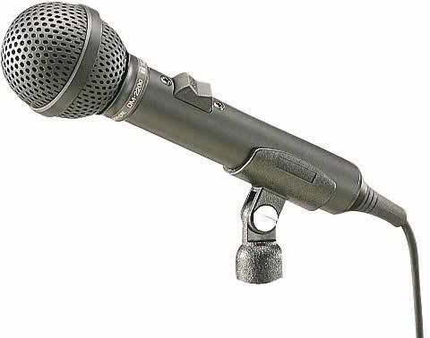 Яティーオーエー/TOA 音響機器【DM-2200】防滴ハンド型ダイナミックマイク マイクロホン(特殊用途)