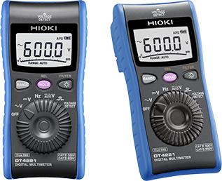 Я日置電機【DT4221】デジタルマルチメータ
