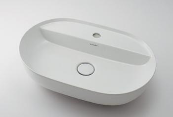 カクダイ【#DU-0380600000】丸型洗面器