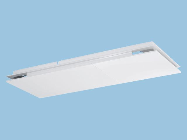 パナソニック 換気扇 部材【FY-RLP3510】熱交換気ユニット カセット式ルーバー 給排気用