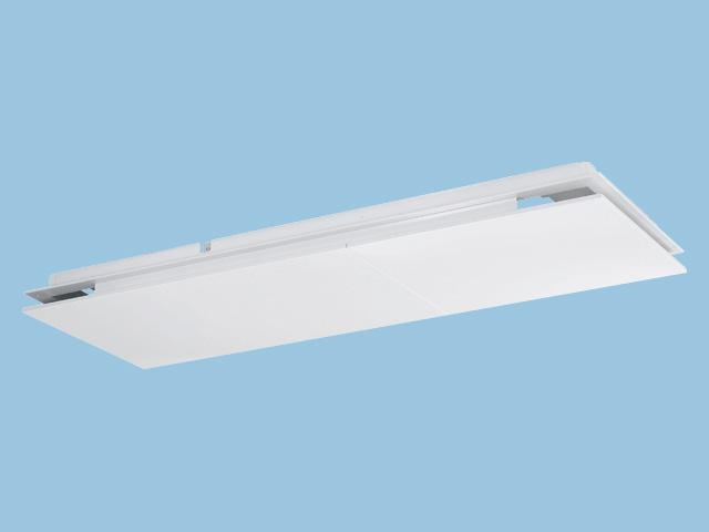 パナソニック 換気扇 部材【FY-RLP5010】熱交換気ユニット カセット式ルーバー 給排気用 (旧品番 FY-RLP509)