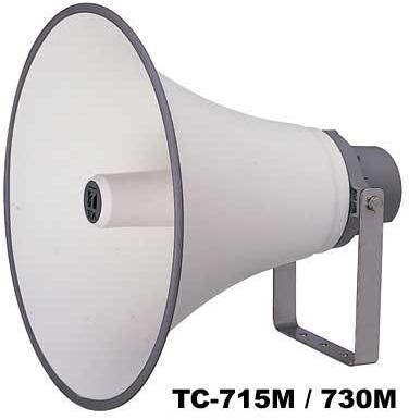 Яティーオーエー/TOA 音響機器【TC-730AM】ホーンスピーカー 30W トランス付