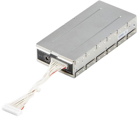 Яティーオーエー/TOA 音響機器【WTU-D1800】デジタルワイヤレスチューナーユニット PLLシンセサイザー方式 ダイバシティ