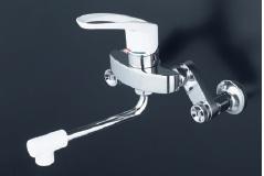 KVK 水栓金具【KM5000HA】シングルレバー式混合栓