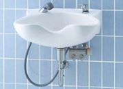 ▽INAX/LIXIL【S-47】洗髪器寸法:600×530×240※洗面器のみ
