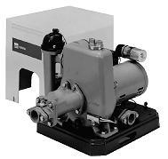 エバラ 単相100V・250W 【25×25HPJS5.25S】50Hz 浅井戸用ジェットポンプ HPJS型