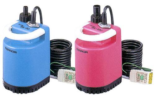 寺田 テラダポンプ【SL-102】家庭用水中ポンプ非自動 単相100V