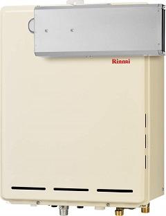 リンナイ ガスふろ給湯器 ユッコUF【RUF-A1605AA(A)】フルオート アルコーブ設置型 給湯・給水接続20A 16号(旧品番 RUF-A1605AA)