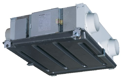 ###三菱【LGH-N50RHP】(旧品番LGH-50RHP3) 業務用ロスナイ 耐湿形 単相100V 耐湿形顕熱交換タイプ
