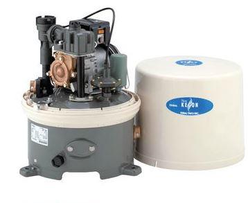 テラル 水道加圧装置用ポンプ 単相100V 50Hz 150W【WP-S155T-1】※受水槽は付属しません