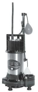 エバラ/荏原【50DWSA6.4SB】樹脂製汚物・雑排水用水中ポンプ 自動形 60Hz