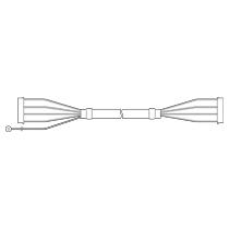 三菱 【HM-15SC-VEH】制御アダプター用通信ケーブル 15m 三菱HEMS対応