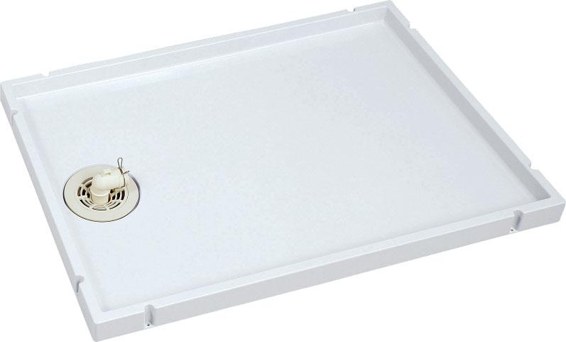 ###Юパナソニック【GB731】洗濯機用防水フロアー900タイプ(ゆったりサイズ) トラップセット