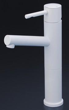 KVK 洗面化粧室【KM7041LM4】洗面用シングルレバー式混合栓ロングボディ