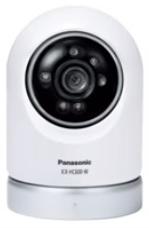 パナソニック【KX-HC600-W】屋内スイングカメラ 首振り機能搭載 ペットカメラ カメラ単品